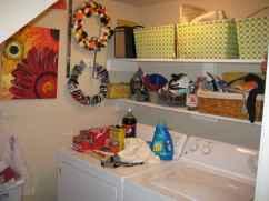 28 smart laundry room organization ideas