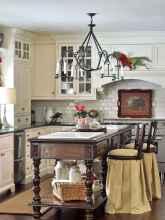 28 white kitchen cabinet decor for farmhouse style ideas