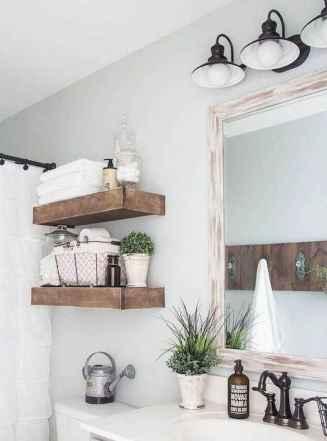 33 quick and easy bathroom storage organization ideas