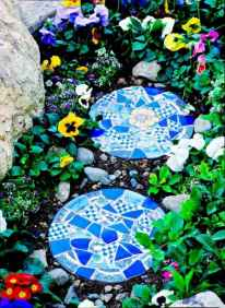 34 excellent diy mosaic ideas to make for your garden