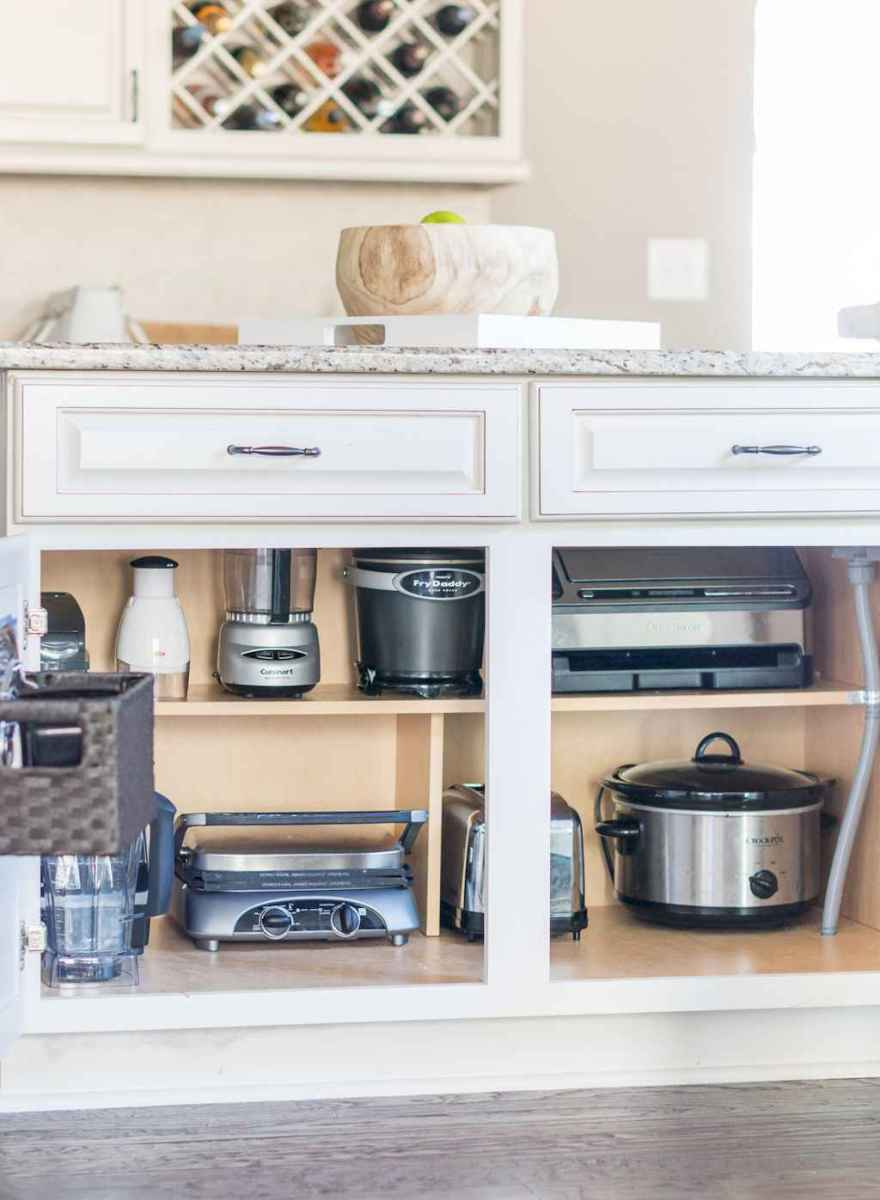 35 brilliant diy kitchen organization ideas