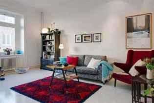 35 cozy apartment living room decorating ideas