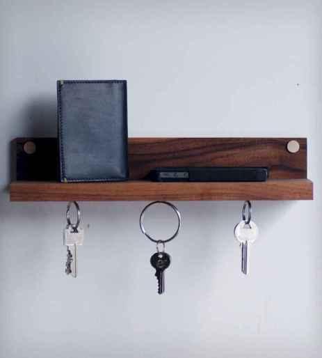 35 diy creative key holder for wall ideas