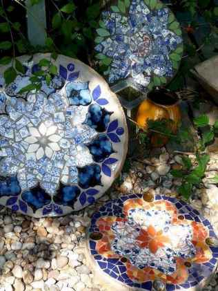 35 excellent diy mosaic ideas to make for your garden