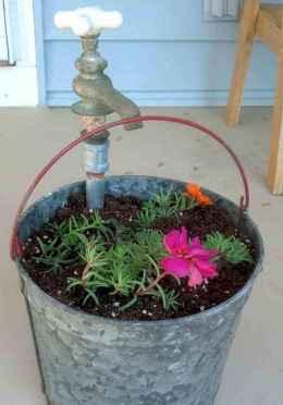 39 totally inspiring decorative garden faucet ideas