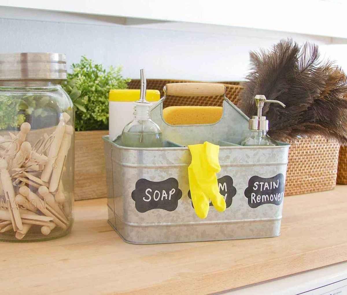 40 smart laundry room organization ideas
