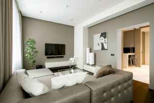 41 cozy apartment living room decorating ideas