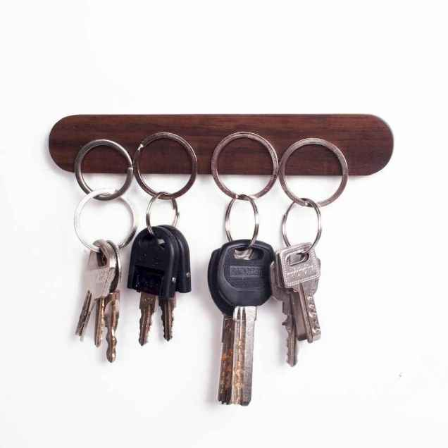 44 diy creative key holder for wall ideas
