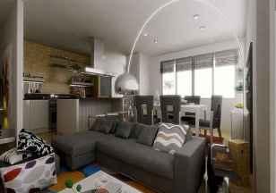 45 cozy apartment living room decorating ideas