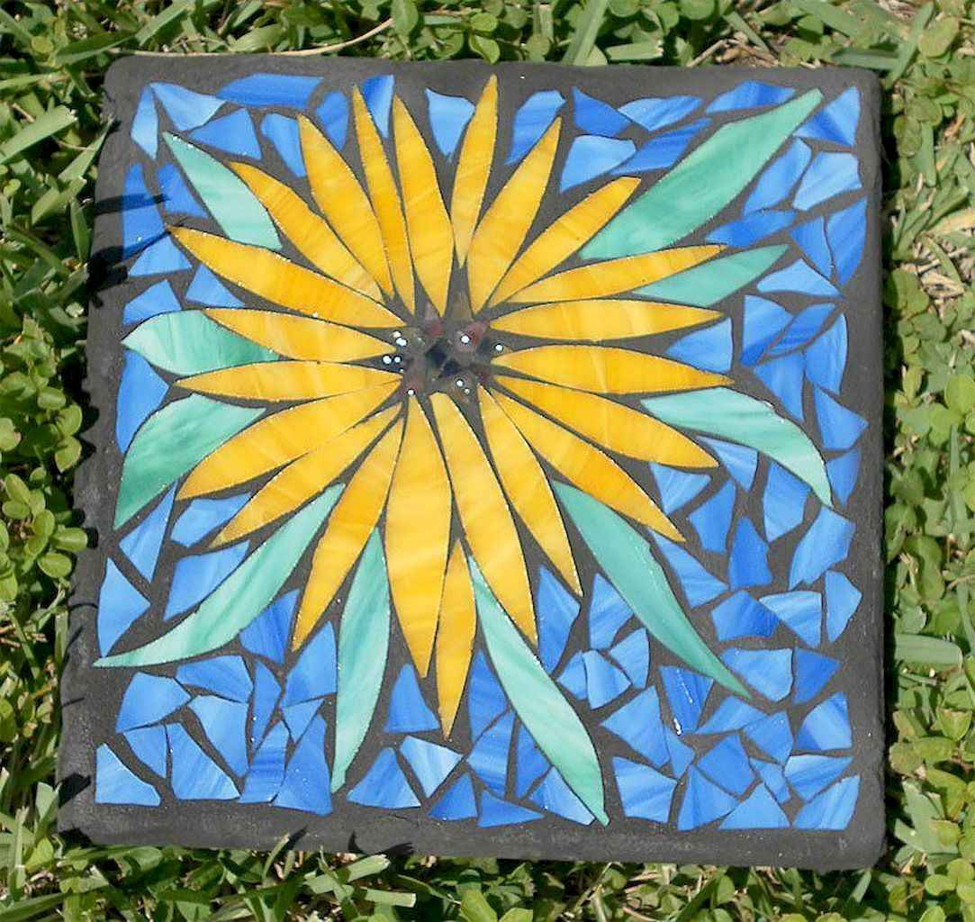 45 excellent diy mosaic ideas to make for your garden