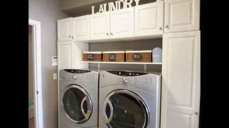46 smart laundry room organization ideas