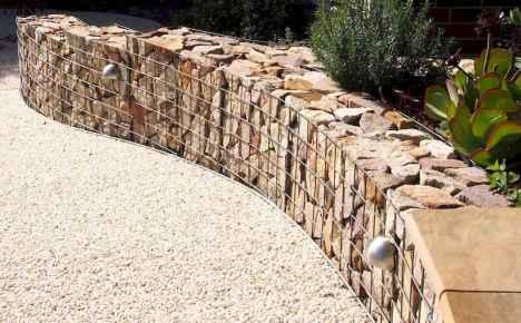 54 fabulous gabion ideas for your outdoor area