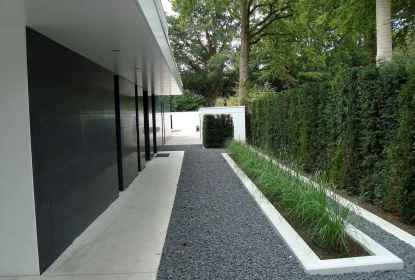 55 incredible side house garden landscaping ideas with rocks