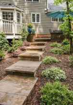 56 incredible side house garden landscaping ideas with rocks