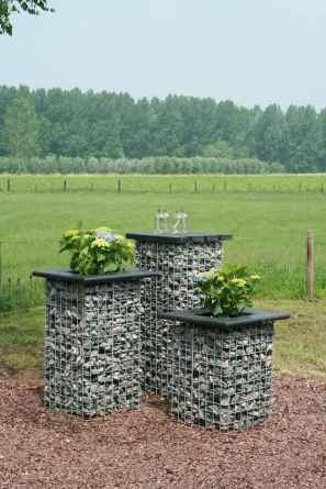 72 fabulous gabion ideas for your outdoor area
