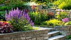 05 beautiful and creative flower bed desgin ideas for garden