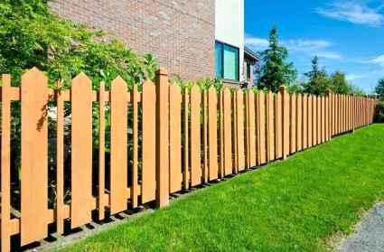 20 best front yard fence design ideas