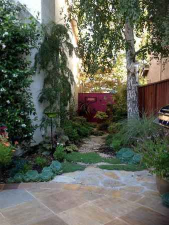 36 incredible side yard garden landscaping ideas with rocks