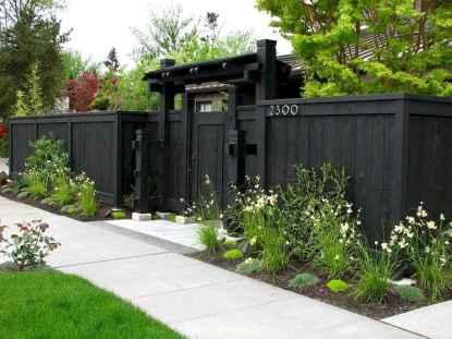 37 best front yard fence design ideas