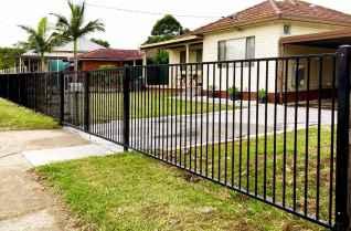 41 best front yard fence design ideas