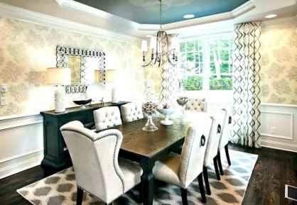 41 fantastic farmhouse dining room design ideas