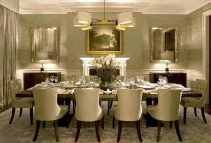 46 fantastic farmhouse dining room design ideas
