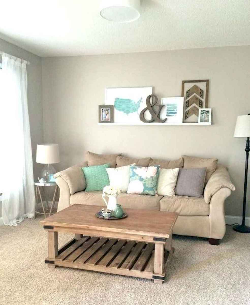 46 gorgeous small apartment decorating ideas