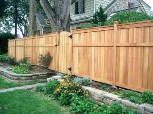 50 best front yard fence design ideas