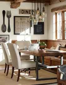 50 fantastic farmhouse dining room design ideas