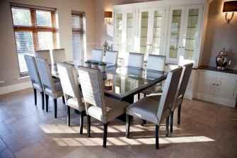 51 fantastic farmhouse dining room design ideas