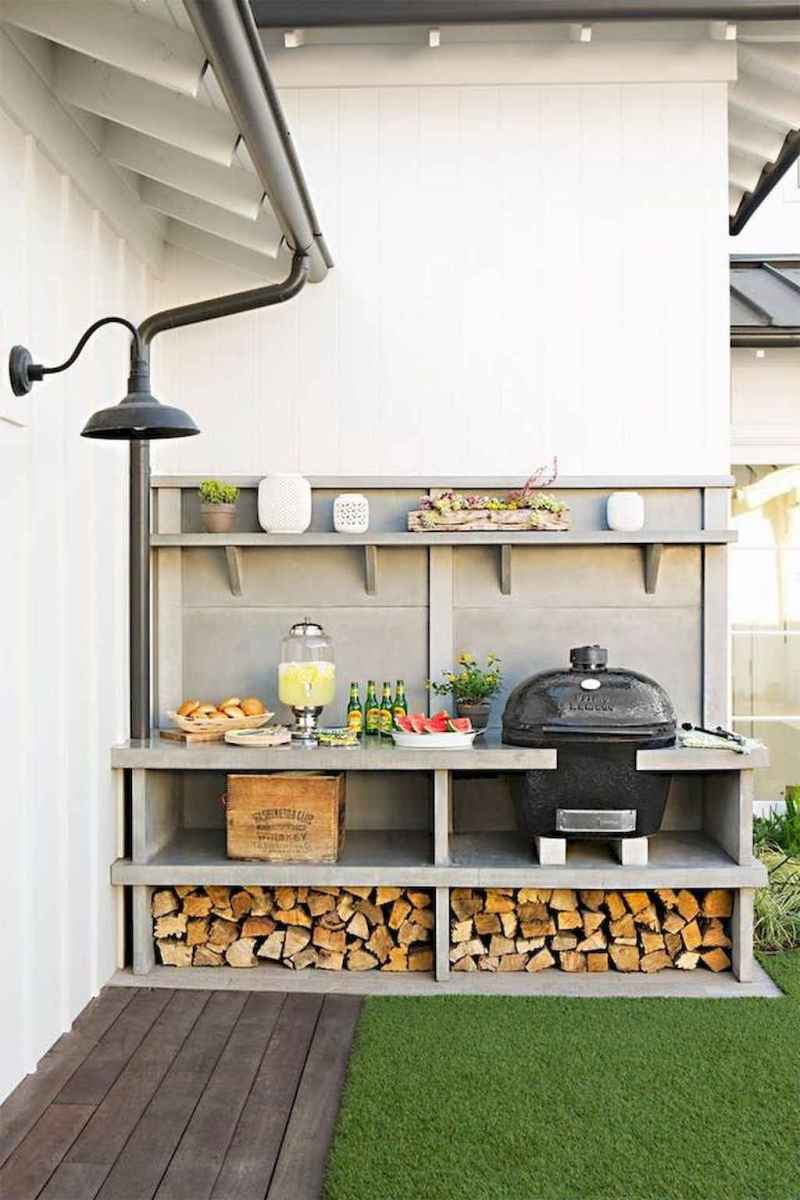 04 fantastic outdoor kitchen design for your summer ideas