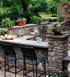 05 fantastic outdoor kitchen design for your summer ideas