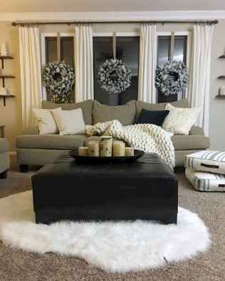 06 best modern farmhouse living room curtains decor ideas