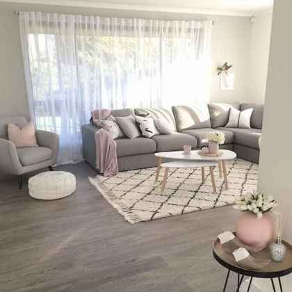07 best modern farmhouse living room curtains decor ideas