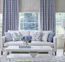 08 best modern farmhouse living room curtains decor ideas