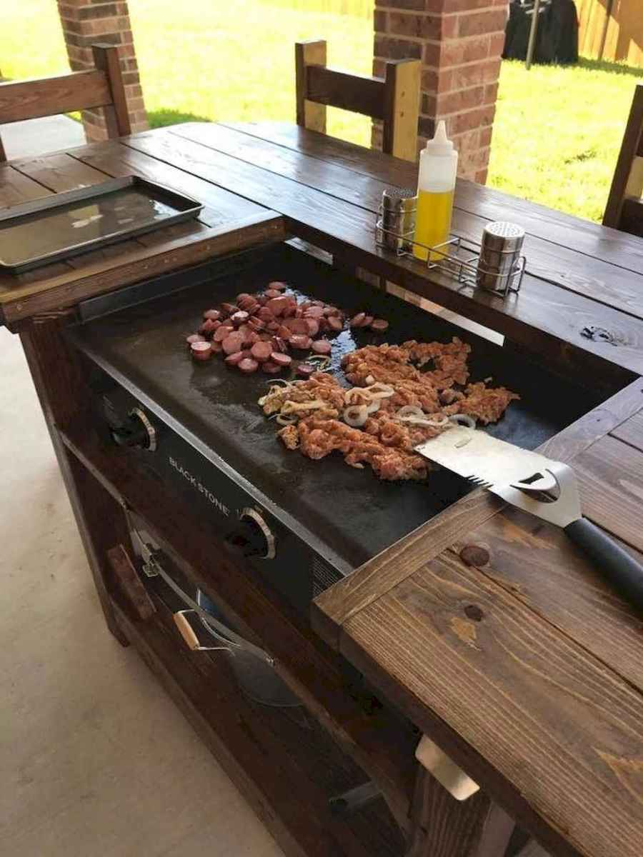08 fantastic outdoor kitchen design for your summer ideas