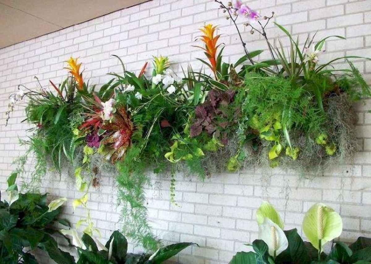 20 stunning vertical garden for wall decor ideas