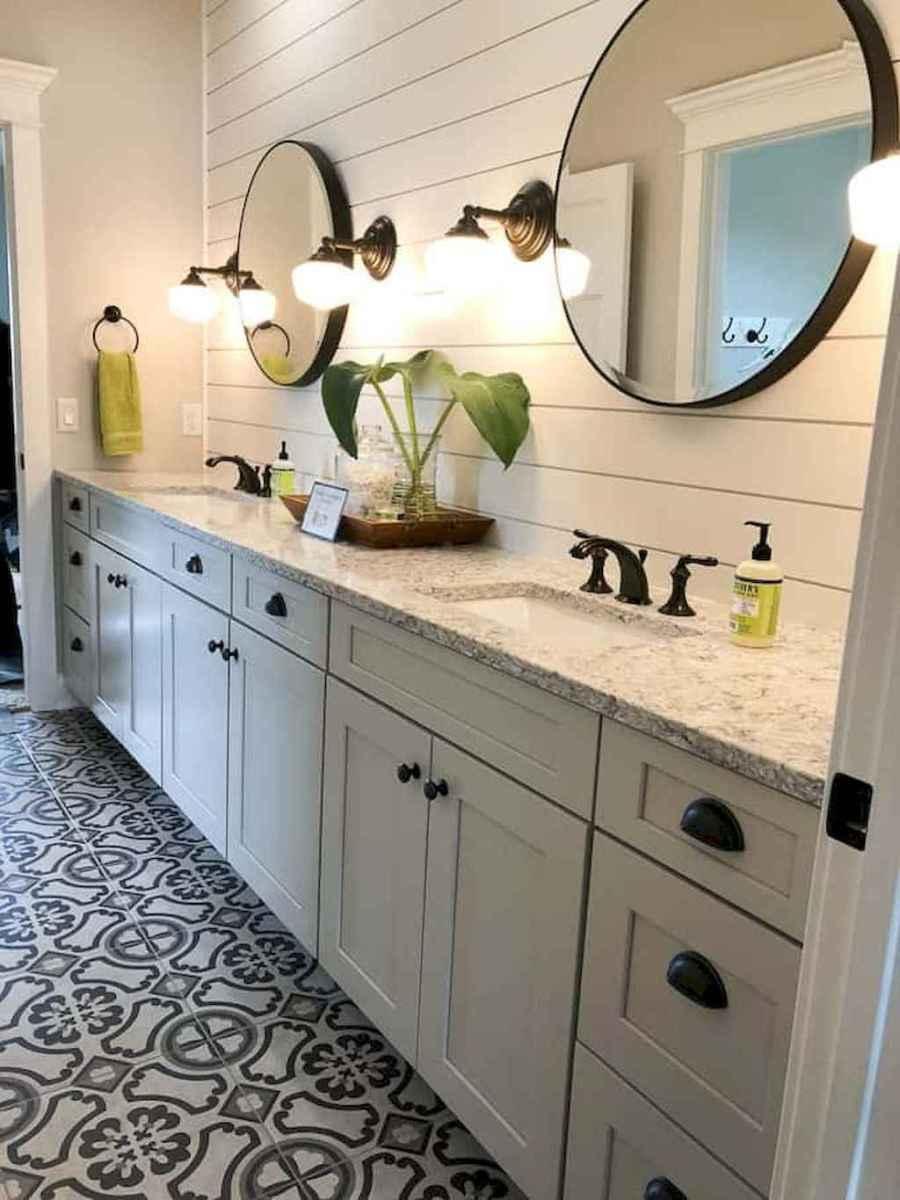 23 beautiful farmhouse bathroom remodel ideas