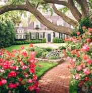 25 gorgeous spring garden curb appeal ideas