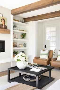 27 cozy farmhouse living room rug decor ideas