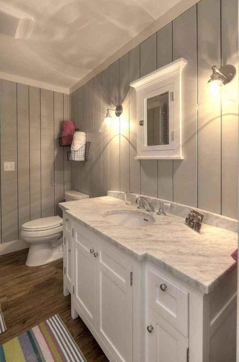 30 beautiful farmhouse bathroom remodel ideas