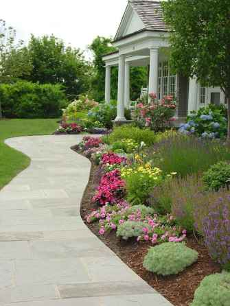31 gorgeous spring garden curb appeal ideas