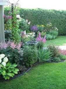 32 stunning front yard cottage garden inspiration ideas