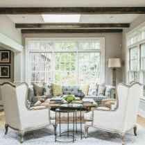 33 cozy farmhouse living room rug decor ideas