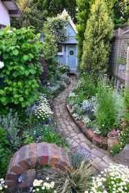 34 beautiful small cottage garden ideas for backyard inspiration