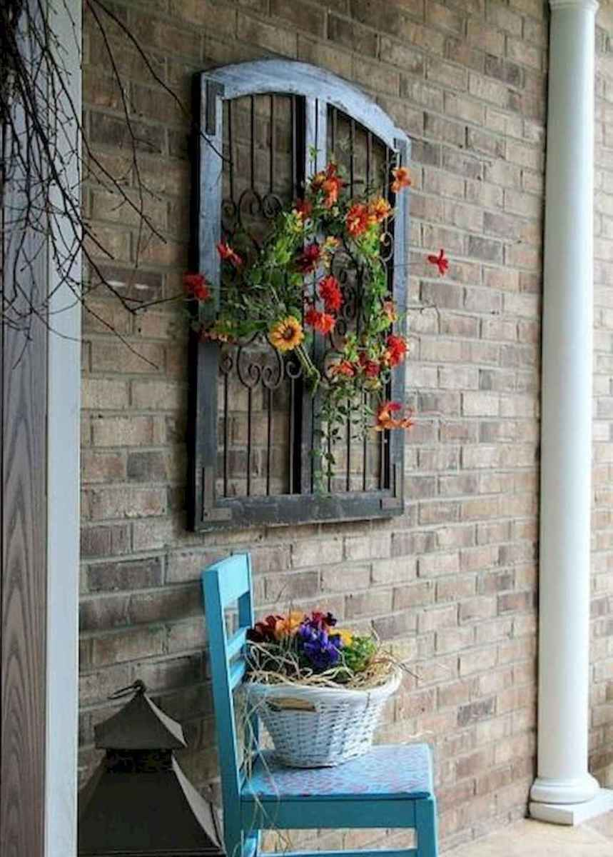 34 beautiful spring front porch decorating ideas
