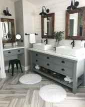 35 beautiful farmhouse bathroom remodel ideas