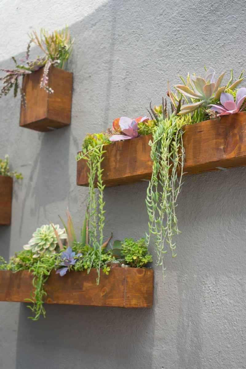 35 fantastic vertical garden indoor decor ideas