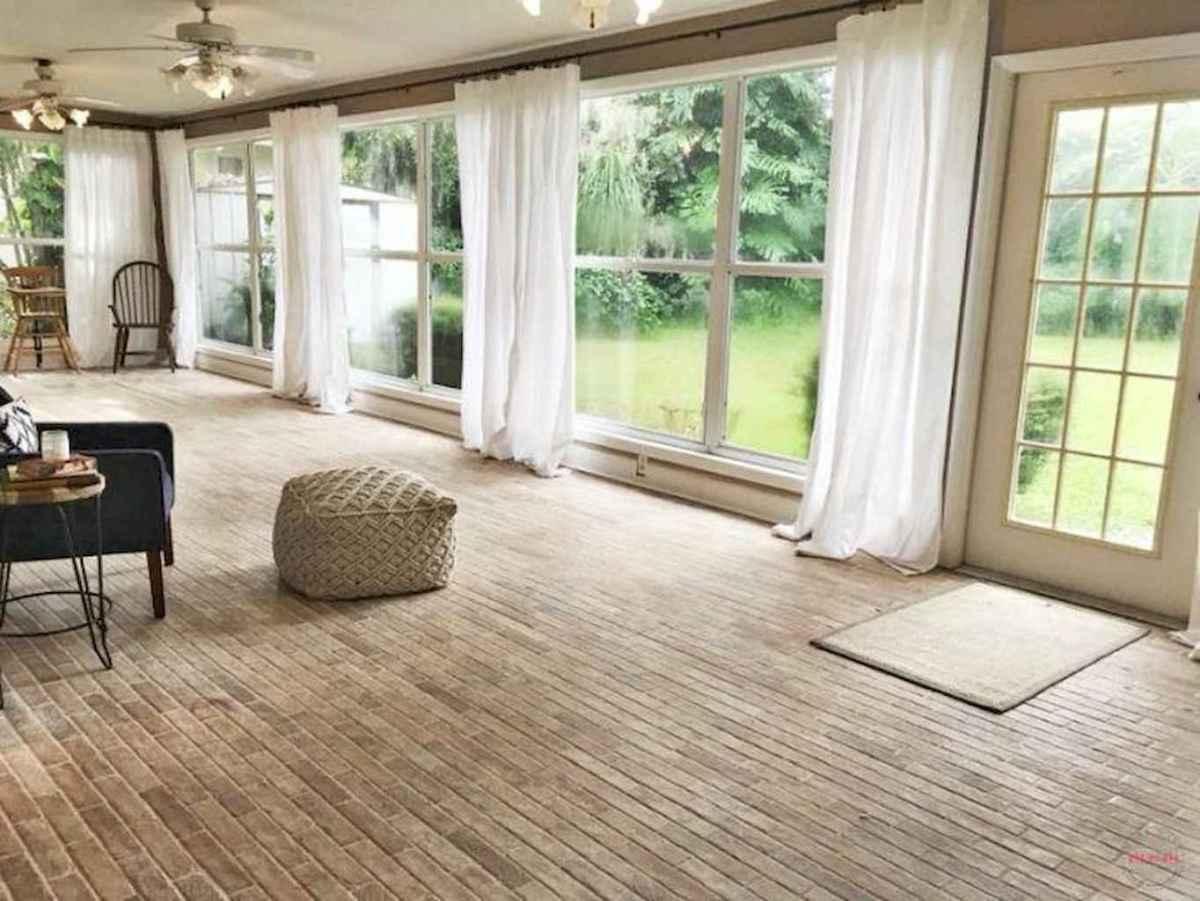38 best modern farmhouse living room curtains decor ideas