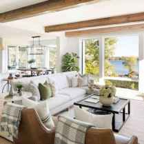 38 cozy farmhouse living room rug decor ideas